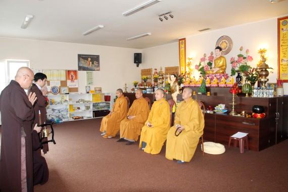 Đại lễ Phật Đản tại Chùa Giác Minh – TTTM An Đông Praha 10