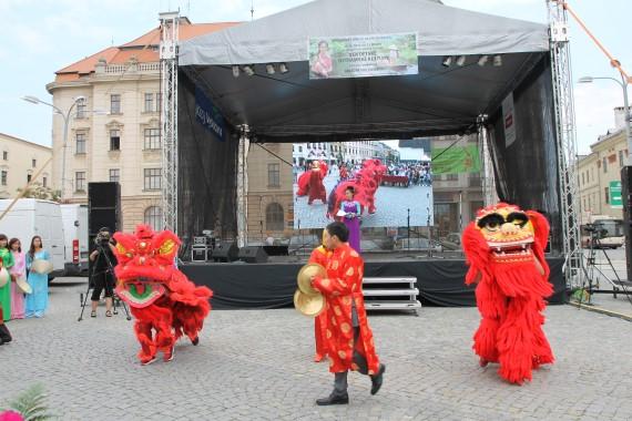 Lần đầu tiên văn hóa Việt Nam được giới thiệu ở Jihlava (Séc)