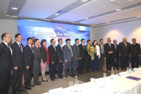 Ban chấp hành Liên hiệp Hội người Việt Nam tại châu Âu.